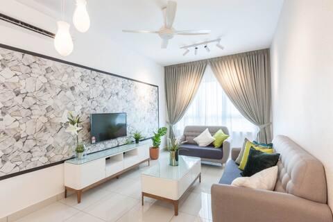 Living in Greenery 2BR @ Impiria Residensi Klang