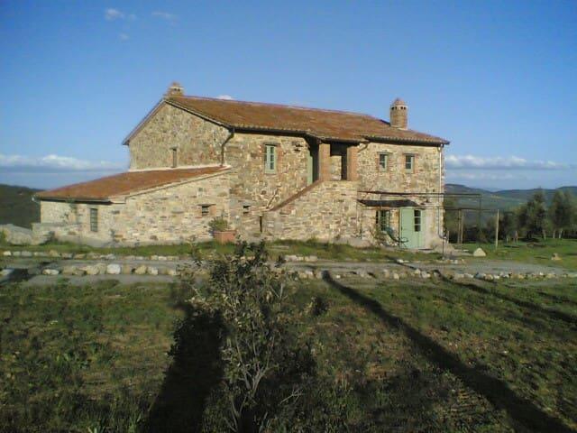Colavelce Manor - Montegabbione - บ้าน