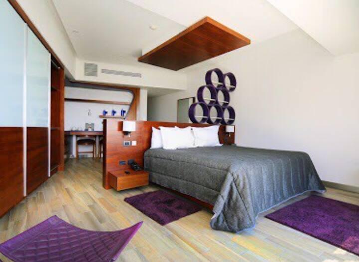 Cuarto de Hotel de Lujo