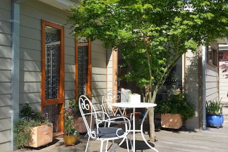 Quiet Garden Studio in heart of Cowes