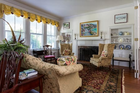 Inn on Poplar Hill - Rose Room - Orange - Bed & Breakfast