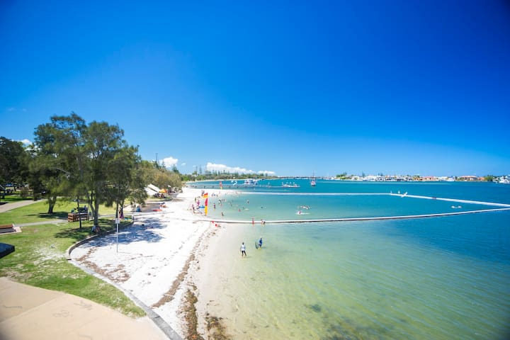 Broadwater Paradise - Paradise Point - Townhouse
