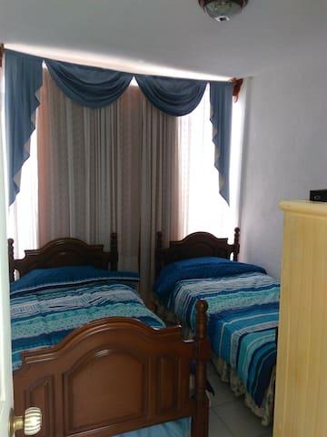 Double comfortable room - Azcapotzalco - Casa