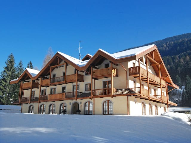 3-room apartment 60 m² Holidays Dolomiti in Pinzolo