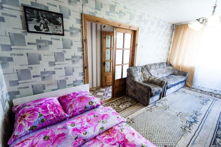 Квартира в центре на Ленина 13