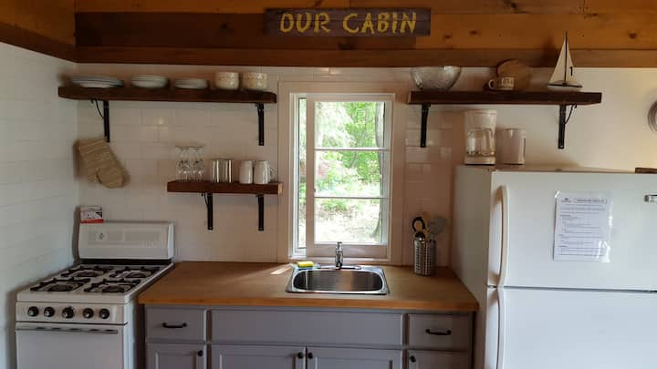 Renovated Cottage for Rent on Canal Lake (#1)