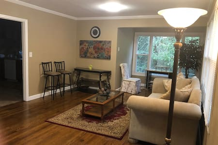 Small Comfortable House with A/C and WiFi