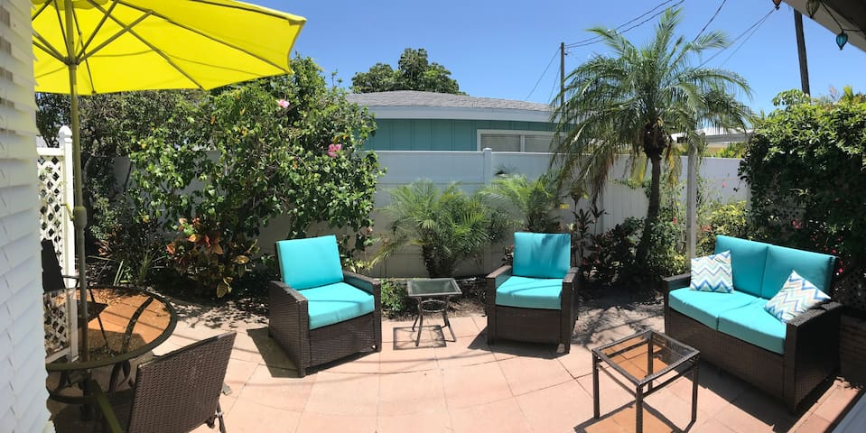 Newly Renovated- 100 yard walk to the Beach!