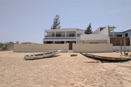 Beach house in Guereo