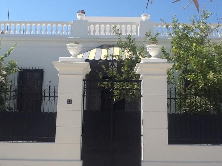Villa 1930 à la Goulette....La Villa Annetta