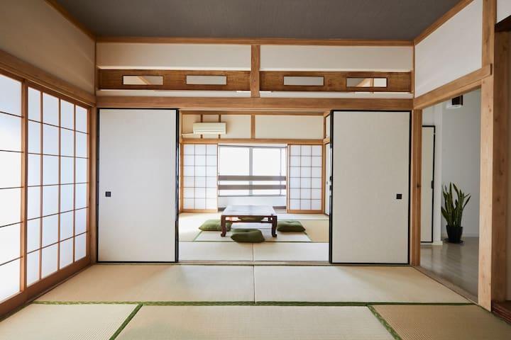 TOKYO 100㎡ 4LDK BIG ROOM UENO,NIPPORI,SKYTREE