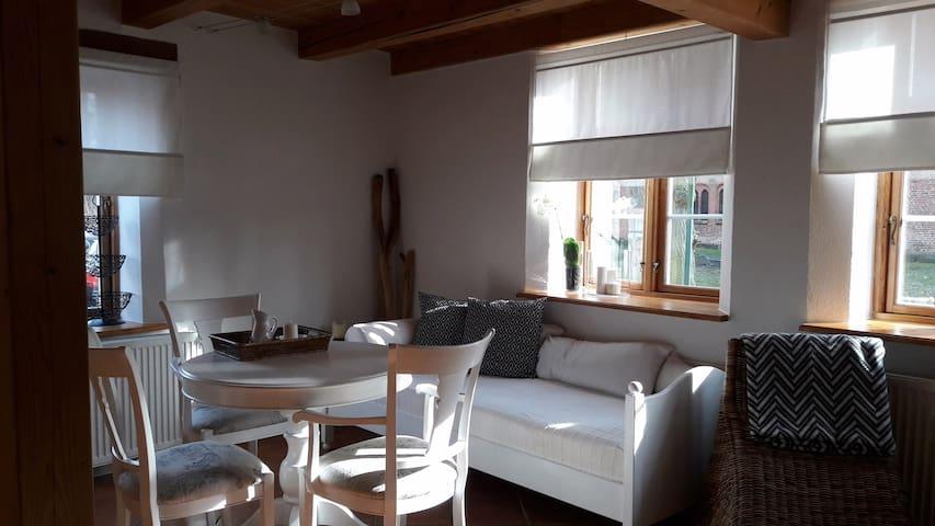 Gemütliches Apartment in der Alten Schusterei - Rehna - Appartement