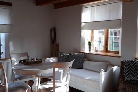 Gemütliches Apartment in der Alten Schusterei - Rehna - Wohnung