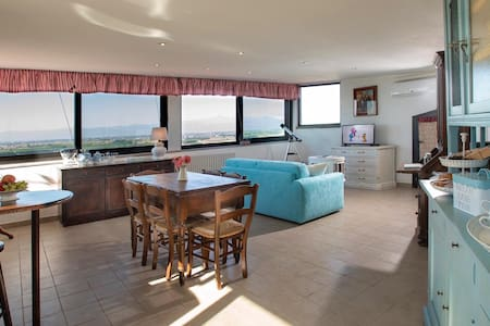 Sotto Le Stelle - apartment with panoramic view