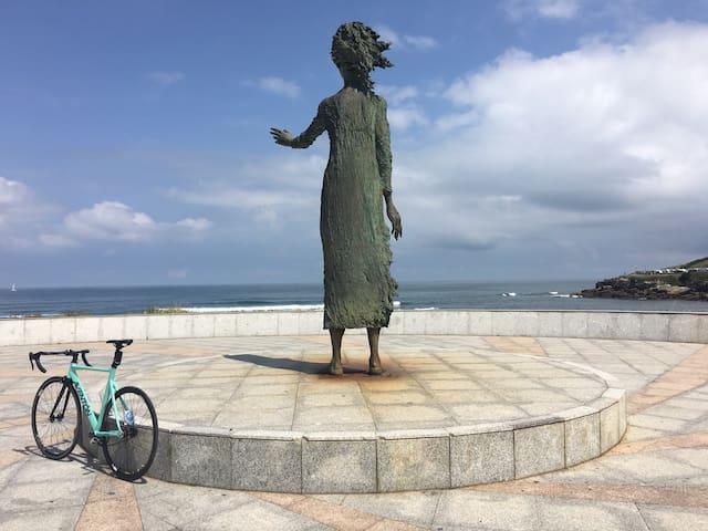 Hospedaje fácil en Gijon - Gijón - Muu