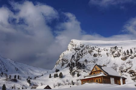 Dream Chalet Austria 1875m - Outdoorsauna and Gym - Falkertsee - Maison