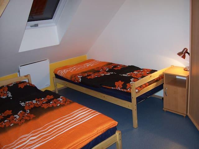 Apartmán u řeky ve kterém vám bude příjemně - Holasice - Loft