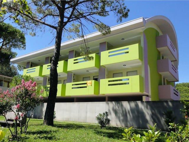 Residence BRIGHT STAR - Bibione - Apartamento