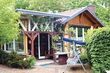 Holiday cottage with 1 bedroom on 52 m² in Grossbrüchter