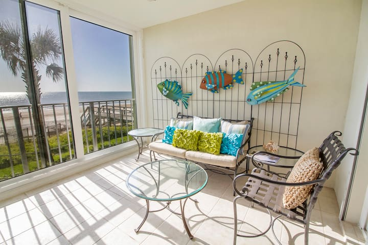 Ponte Vedra Breakers 651A, Beach Front, 3 Bedrooms, Sleeps 8