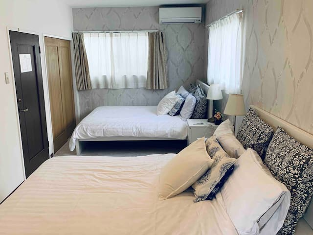 L house~5 minute from HAKATA station~Free WiFi