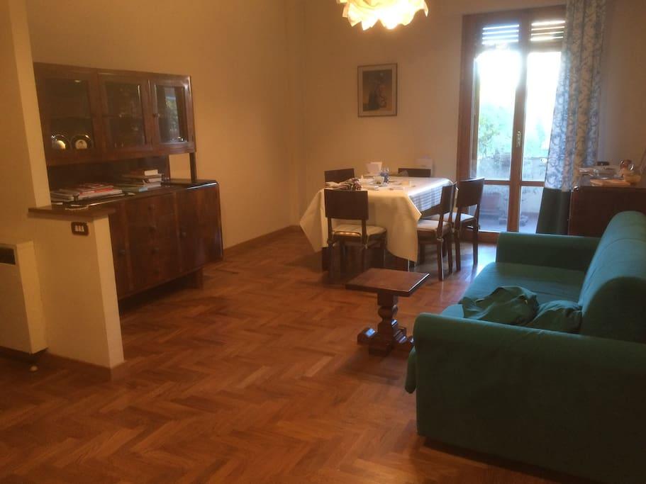 Livingroom/il salotto