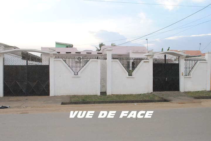 Appartements meublés 1 à 4 chambres, Maképé Douala