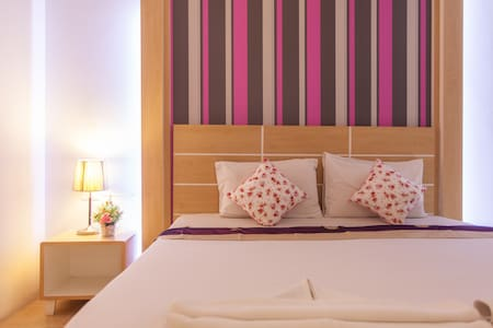 The Greenery Hotel, King bed - Wohnung