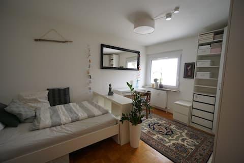 Cozy Room close to Ulm