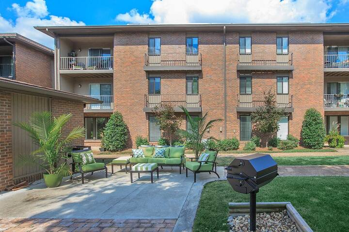 2 bedrooms friendly apartment - Nashville - Apartamento