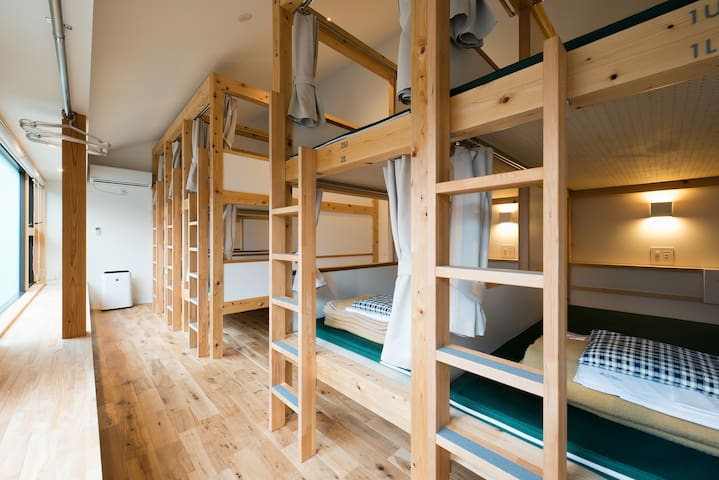 Mt.TAKAO BASE CAMP Dormitory 1 bed