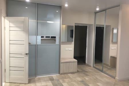 Сдается новая квартира в центре города