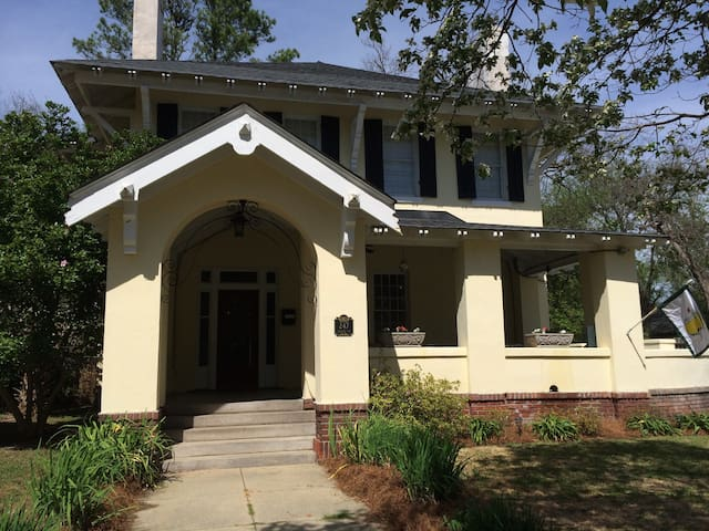 Masters Rental 4 Bedroom Downtown Historic Charm - Augusta - Ev