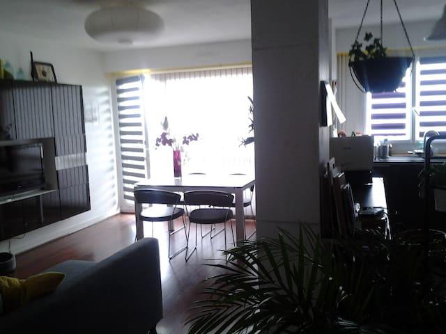 Chambre calme dans résidence arborée proche zénith - Saint-Herblain