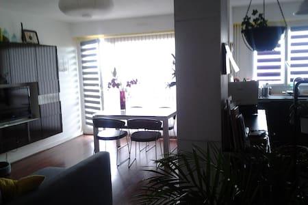 Chambre calme dans résidence arborée proche zénith - Saint-Herblain - Huoneisto