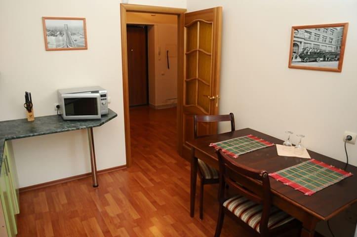 Отличная квартира в районе Стефановской площади.