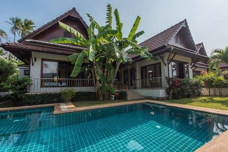 Banana Leaf Pool Villa - Ko Samui