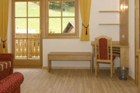 Cosy Holiday Apartment Pürstal on the Health Farm Wollbach - Gruberhof with Wi-Fi; Parking Available, Pets Allowed