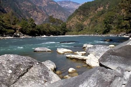 Munsyari's most comfortable and scenic location