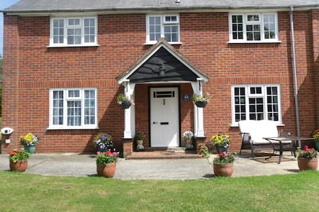 The Farmhouse Bed and Breakfast - Suffolk - Inap sarapan