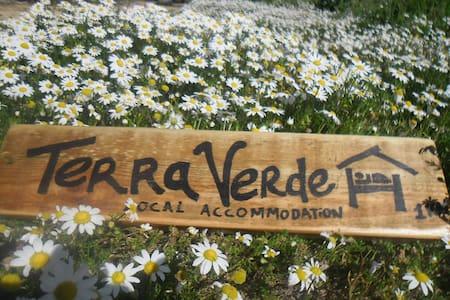 Terra Verde / room rota vicentina - Santiago do Cacém - エコロッジ