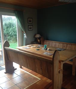 Bright, warm,family-friendly home. - Louisburgh - Hus
