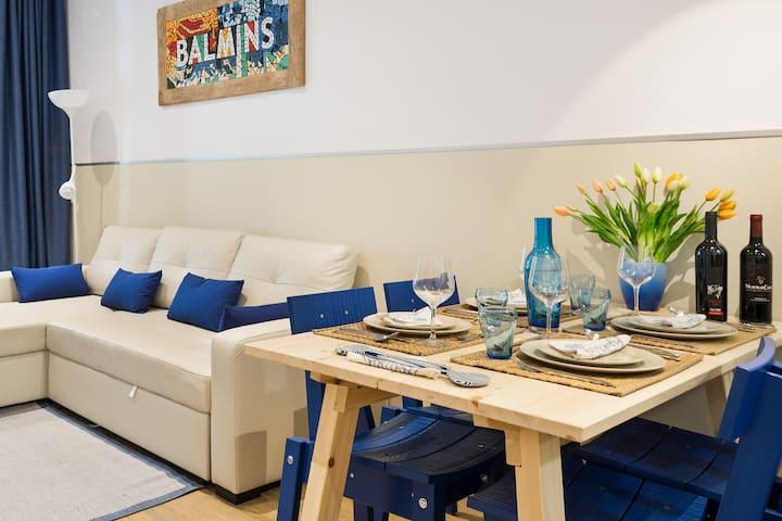 Sans Souci Quality Apartments: BALMINS (opción B)