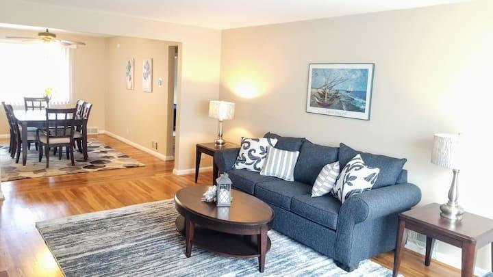 PremierStay Trendy Spacious Entire Apartment