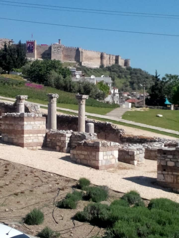 Ephesus Selçuk Castle View Suites4