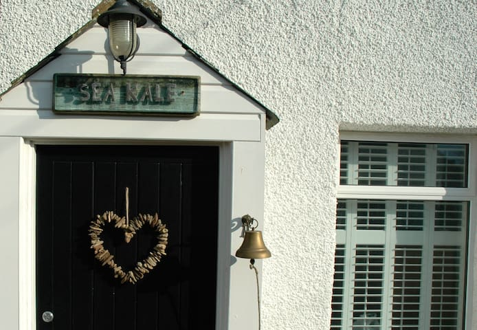 Seakale Cottage, Rye Harbour