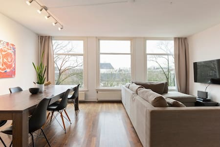 Canalview luxury penthouse - heart of Amsterdam
