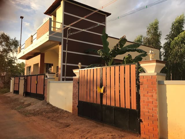Cozy home stay in well equipped house