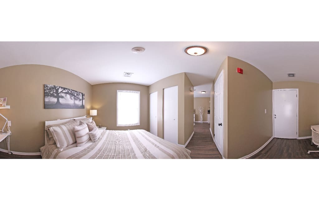 1 bed 1 bath condo in the heart of uncc and nascar flats for Charlotte motor speedway condo rental