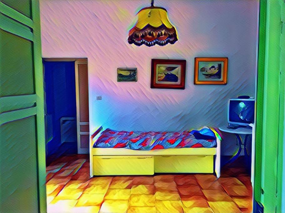Livingroom - Sofà